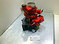 2018 Cummins X15 Isx15 Diesel Engine Complete Turbocharger Assembly 5359453 Oem