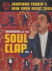 Jonathan Toucanand039s New York Night Train Souvenirs Of The Soul Clap Vol. 4 Lp New