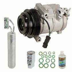 For Chrysler 300 2010 Ac Compressor And A/c Repair Kit Csw