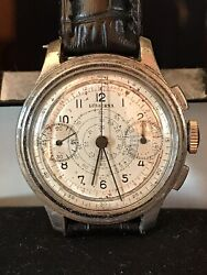 Antique R. H. Macy And Co Manual-wind Chronograph