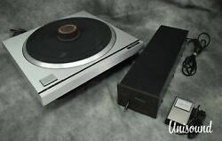 Technics Sp-10mkⅡ Direct Drive Turntable In Excellent Condition