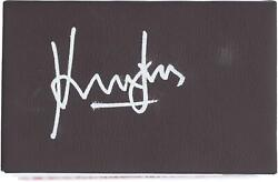 Harrison Ford Indiana Jones Autographed Holy Grail Diary Bas