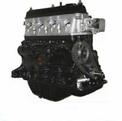 New Toyota 4y Forklift Engine Long Block No Core Charge All New Parts