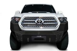 24388t Go Rhino 24388t Br5 Front Replacement Bumper Fits 16 19 Tacoma