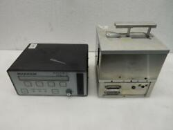 Markem Imaje Smart Date 2 Continuous Print Head, Control Box, And Cables