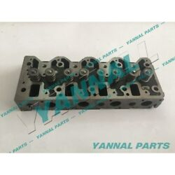 New Isuzu Engine 4le1 Complete Cylinder Head With Gasket Kit Water Pump