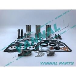 New Yanmar 3tne68 Overhaul Kit With Gasket Set And Valve Train Kit And Bearing Set