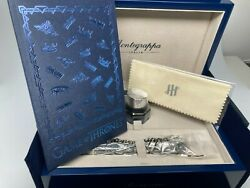 Montegrappa Game Of Thrones Winter Is Here Night King Fountain Pen 174/300 F/nib