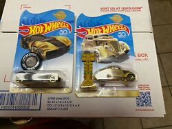 Hot Wheels 50th Sky Dome And Pass Nand039gasser In Goldandnbsp 2 Send Away Cars