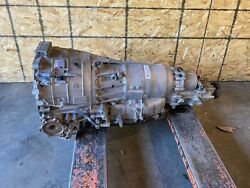 6.0 Automatic Zf Transmission Gear Tested Bentley Gt Gtc Flying Spur 04-10 Oem