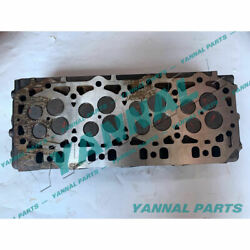 New 4tnv106 Complete Cylinder Head Assembly For Yanmar