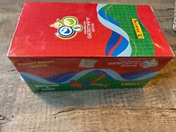 2006 Panini Candy Fifa World Cup 2006 Germany Sealed Box 36 Packs + 10 Albums