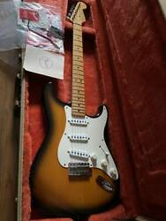 Schecter 40th Anniversary 1957 6 String Electric Guitar Sn V069350 Japan Shipped