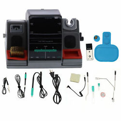 Soldering Iron Station 2 In 1 Temperature Rise Accurate Control For Jbc Tip