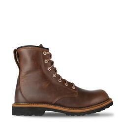 New Quoddy Maine Woods Boot Chromexcel Brown