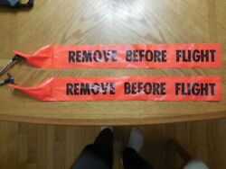 Military Aviation Remove Before Flight Pin And Streamer/buy 1 Get 1 Free