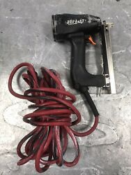 Duo-fast Enc-5418 Electric Carpet Stapler Tested Working