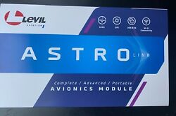Aircraft Avionics Levil Astro Link Ahrs / Gps / Ads-b New And Authentic