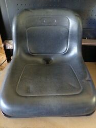 Milsco Xb150 Mower Seat W/switch 1716368sm Off Simplicity Conquest 4014 Used
