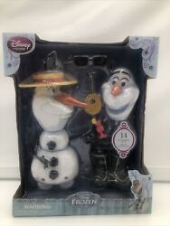 Disney Frozen 10.5 Olaf Mix And039em Up 14 Piece Play Toy Set New
