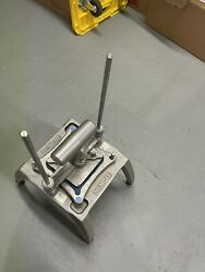 Nemco 57500-2 Easy Chopper Very Good Condition Push Block And Cleaning Gasket