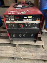 Lincoln Cv-250 Welder 3 Phase Can Ship Freight