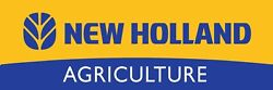 New Holland Agriculture Sign 12 X 36 Usa Steel Xl Size - 4 Pounds