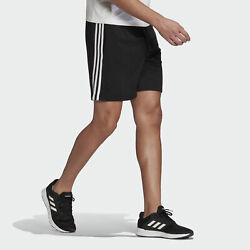 adidas Essentials French Terry 3 Stripes Shorts Men#x27;s