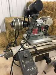 Hybco 2100sb Ized Form Relieving Head Grinder Attachment Dunham Air Collet Clos