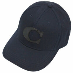 Up To 000 Yen Draw Cp Game Hat F75703-nav Coach Cap Varsity Navy Outlet R3/5/31