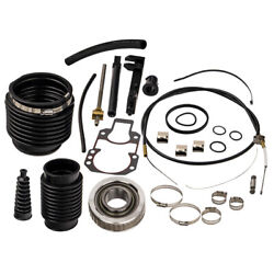 Outboard Transom Repair Kit Fit Mercruiser Alpha 1 One Gen 2 Shift Cable Bellows