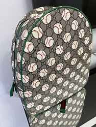 Gg Baseball Backpack. Authentic. Discontinued Line - Rare And Hard To Find.