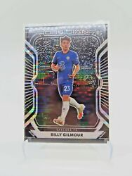 2020-21 Obsidian Billy Gilmour Rc 7/11 White Pulsar Chelsea Rare