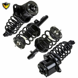 For Ford Five Hundred Mercury Montego 2wd Front Rear Strut Spring Assembly Csw
