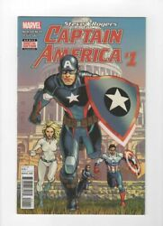 Captain America Steve Rogers- And039s 1-11 - 25 Off Cover Price - High Grade