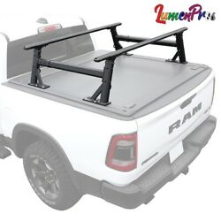 Fit Tundra Truck Bed Height Adjustable Ladder Heavy Duty Overhaul Utility Rack
