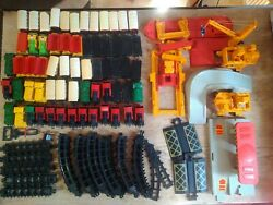 Job Lot Of 54+ Matchbox Trains, Wagons, Extras,all Vintage,vgc-used.