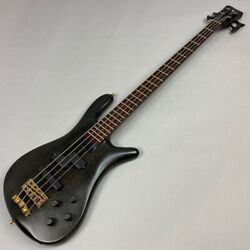 Warwick /streamer Stage 4st Used Electric Base Deformation Type
