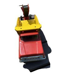 Vintage 1960andrsquos Tonka Dump Truck And Sand Loader