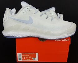 Nike Air Zoom Vapor X Knit Ds Wolfman Tennis Shoes White Ct4582-100 Size 13