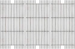 Hongso 304 Stainless Steel Grill Grid Grates Replacement Parts For Viking Vgbq 3