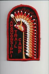 Amaquonsippi Trail Camp Patch
