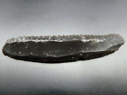 Retouched Flint Sickle From The Balkans Dating From The 5th Millenium B.c.