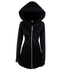 Restyle - Layered Hoodie - Sizes Xs - Xxl / Long Jacket With Oversized Hood