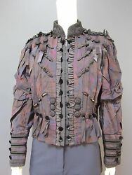 . Marc Jacobs Jacket New With Tag Size 10 American A Masterpiece