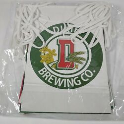 Nos Dixie Brewing Co Beer Pennant Banner Approximately 60ft