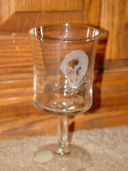 Morris Cerullo World Evangelism Philip From Bible 1979 Clearand Goblet Glass