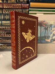 Easton Press Leather Starship Troopers Heinlein Masterpieces Science Fiction