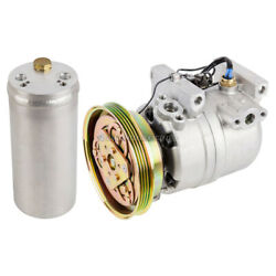 Oem Ac Compressor W/ A/c Clutch And Drier For Nissan Sentra 1991 1992