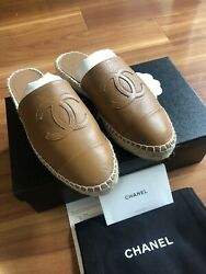 100 Authentic Mules Shoes Brand New Size 37